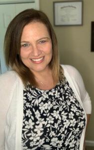 Author Felicity Vaughn