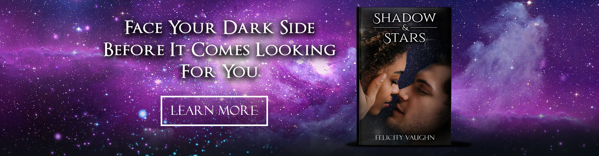 Shadow and Stars by Felicity Vaughn